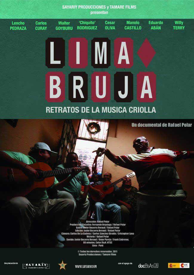 Lima Bruja Retratos De La Música Criolla Fotografía Calato